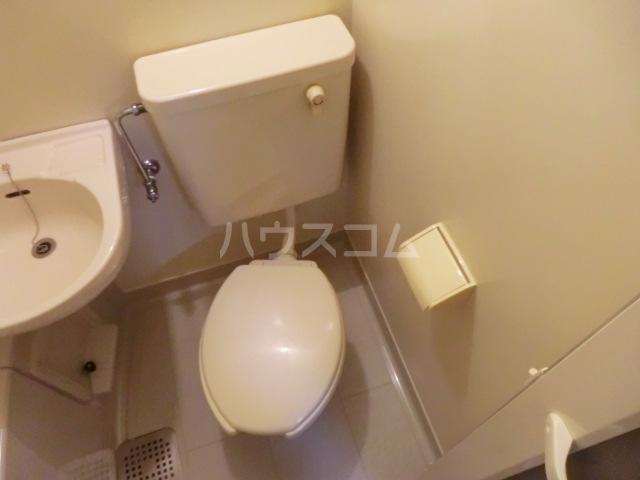 メルパラッツォⅡ 102号室のトイレ