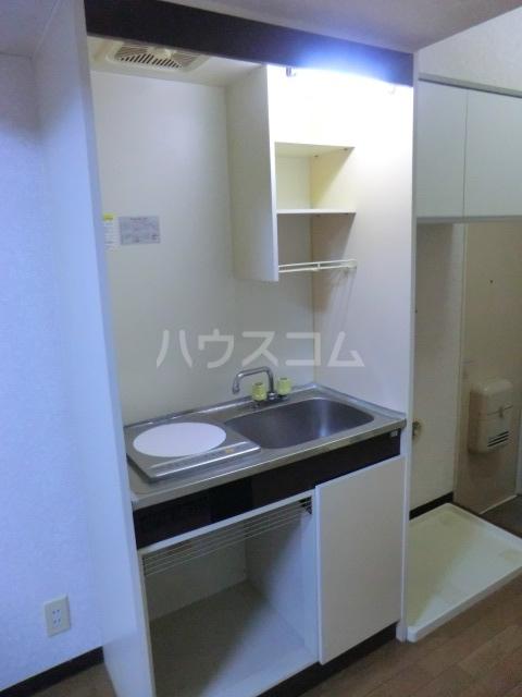 メルパラッツォⅡ 102号室のキッチン