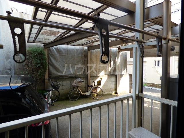 コーポツヅキ 103号室の景色
