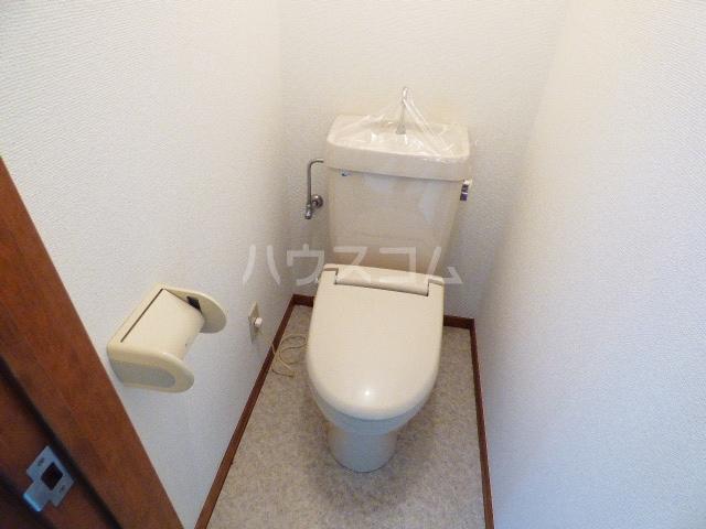 コーポツヅキ 103号室のトイレ