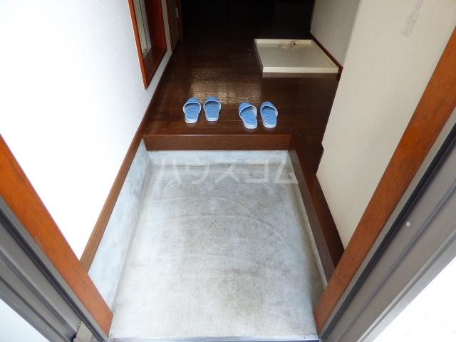コーポツヅキ 103号室の玄関