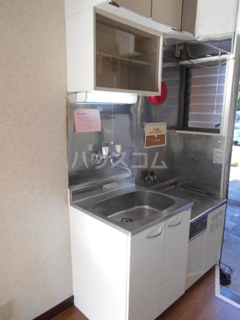 ロゼ7 711号室のキッチン