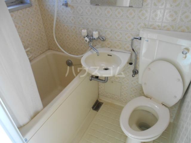 ロゼ7 711号室の風呂
