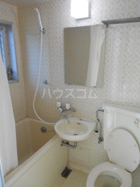 ロゼ7 711号室の洗面所