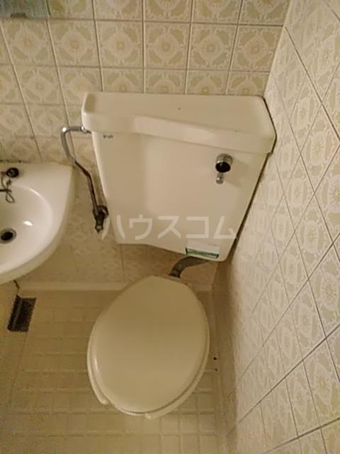 ロゼ7 711号室のトイレ