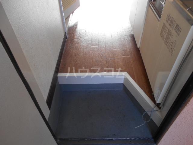 ロゼ7 711号室の玄関
