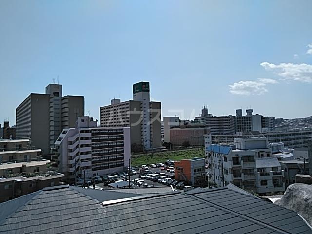 サン・クレール横浜 A202号室の景色