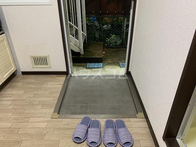 リヴェールハイム 101号室のセキュリティ