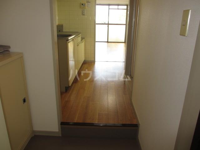 シャンベール湘南 404号室のバルコニー
