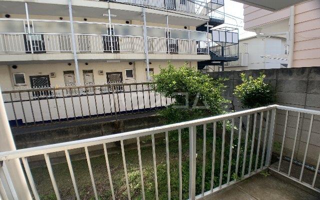 パレスハイツ津田沼 101号室の景色