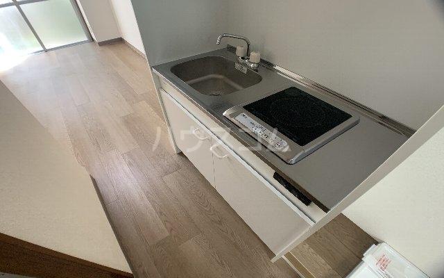 パレスハイツ津田沼 101号室のキッチン