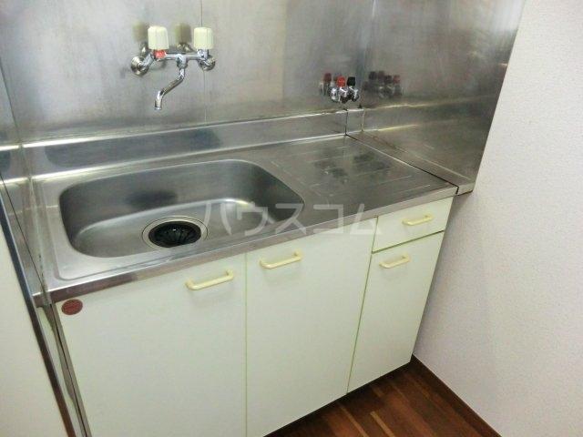 ハイツサンライズ 105号室のキッチン
