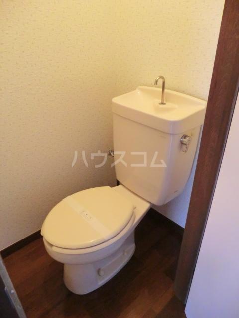 ハイツサンライズ 105号室のトイレ