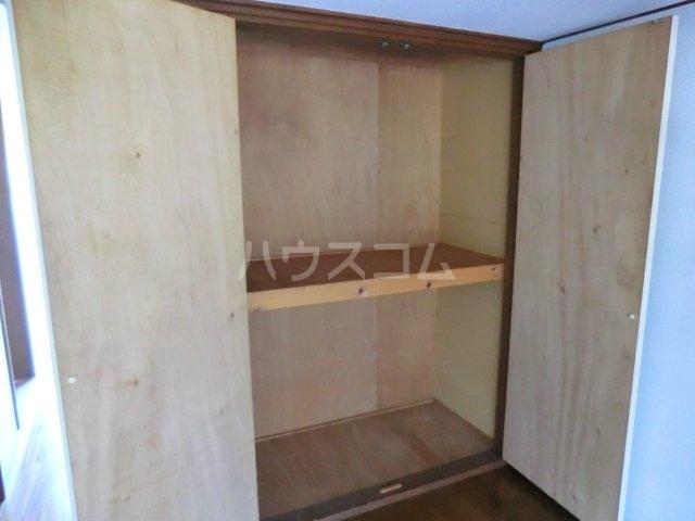 ハイツサンライズ 105号室の収納