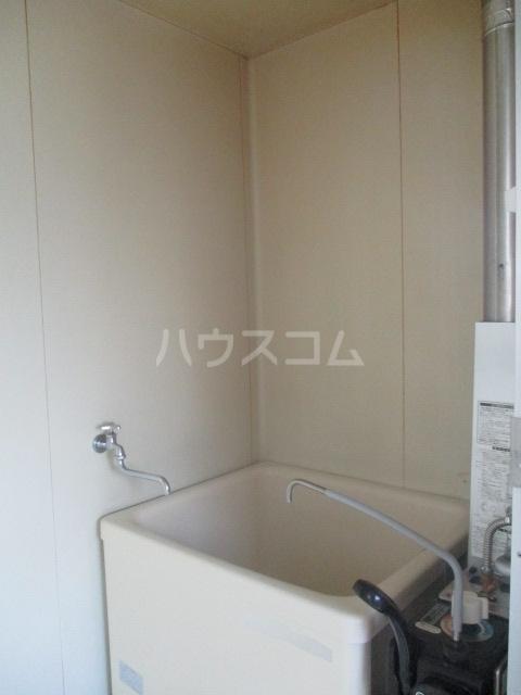ホーリーハイツ 201号室の風呂