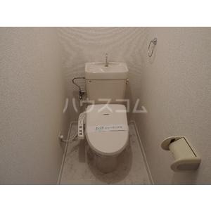 三幸マンションのトイレ
