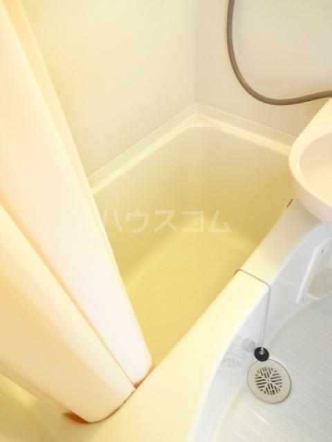 フォレント2番館 202号室の風呂