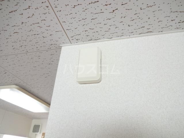 フォレント2番館 202号室のセキュリティ