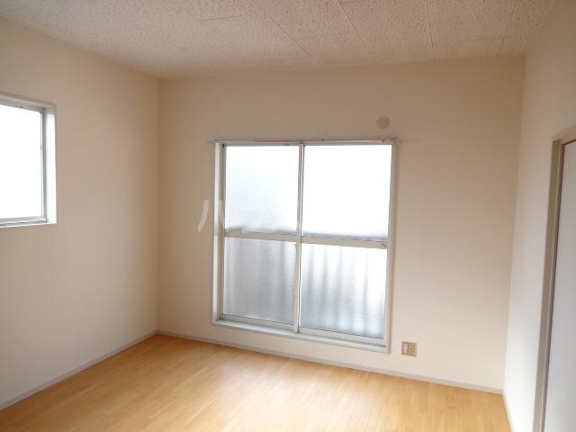 フォレント2番館 203号室のベッドルーム