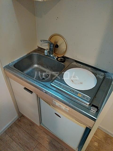 ローズアパートQ52番館 105号室の風呂