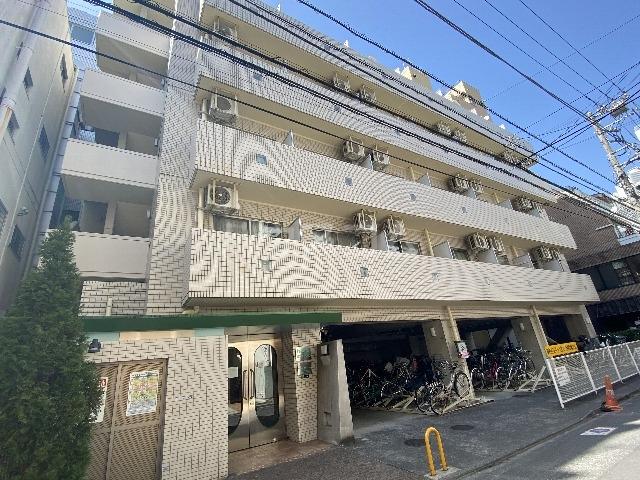 Hoshi第2マンションの外観