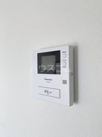 グランデュールドーマA 205号室のセキュリティ