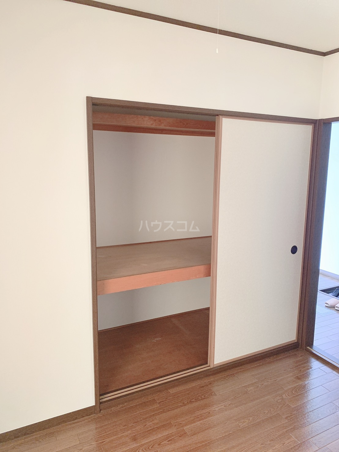 グランデュールドーマA 205号室の収納