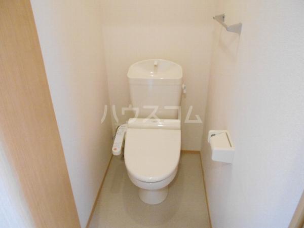 セレッソハイム 201号室のトイレ