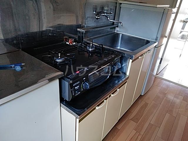 コーポラスクレイン 101号室のキッチン
