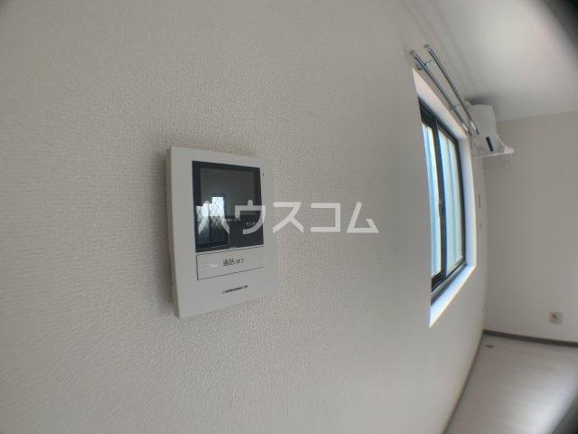 メゾンM 1号室のセキュリティ