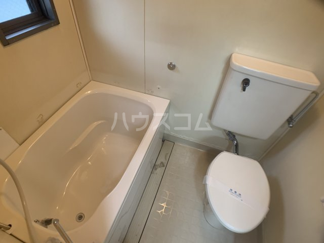 幕張.COM 202号室の洗面所