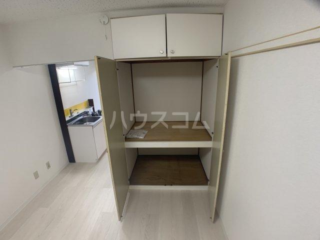 幕張.COM 202号室の収納