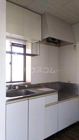 メイジー・S 101号室のキッチン