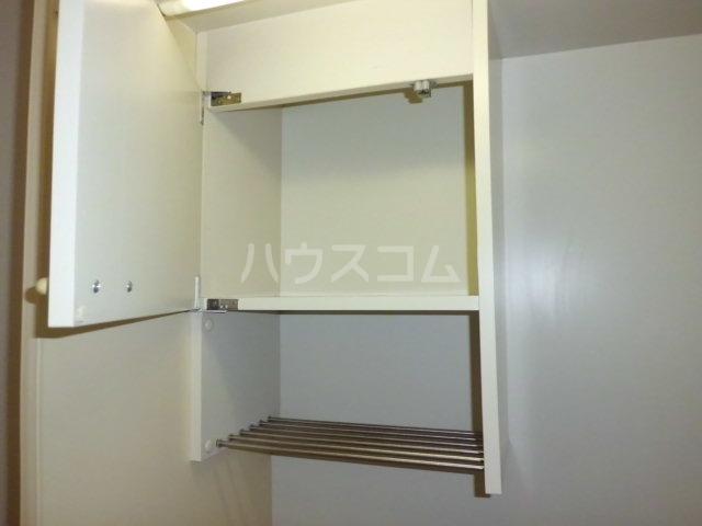 コーポK 204号室の収納