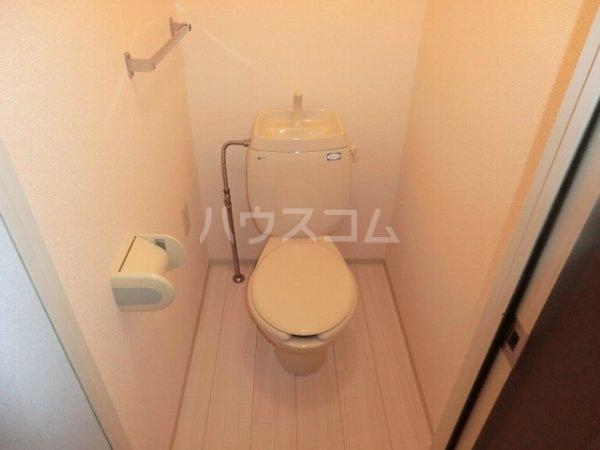 グリーンコーポ 101号室のトイレ