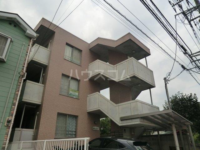 湘南台マンション21外観写真
