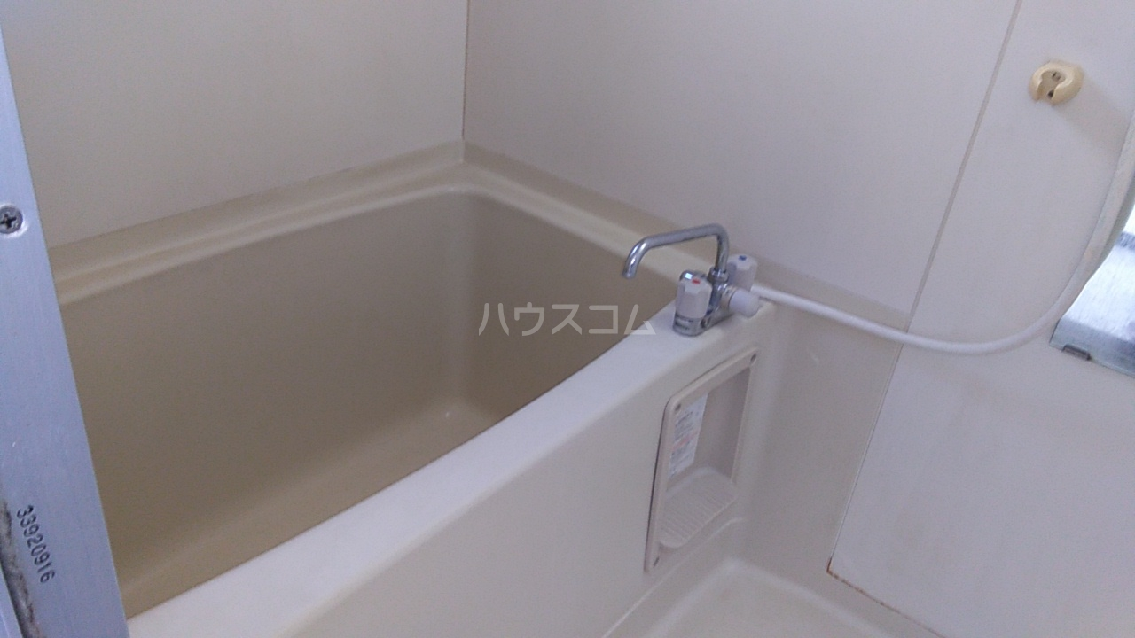 ドリームアロー石川A棟の風呂