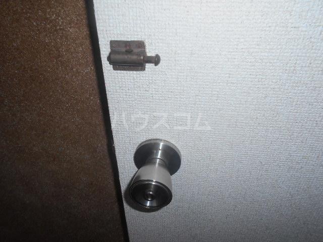 松本荘 A号室のセキュリティ