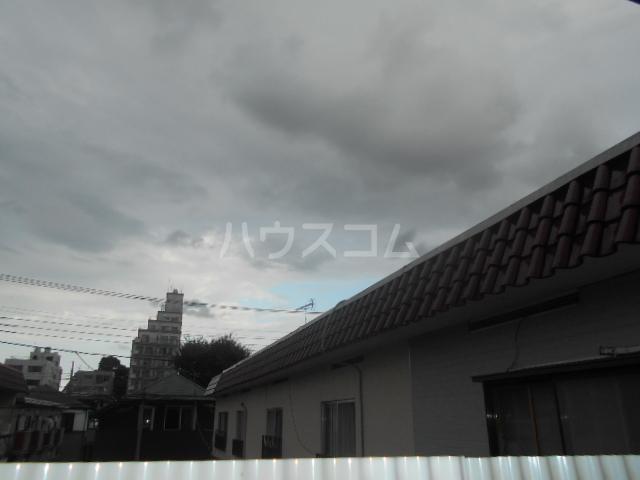 松本荘 A号室の景色