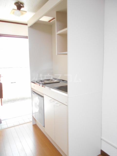 リバーハイツⅠ 103号室のキッチン