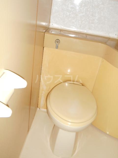 リバーハイツⅠ 103号室のトイレ