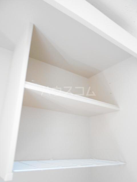 リバーハイツⅠ 103号室の収納