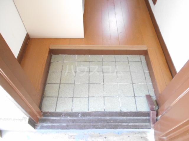 リバーハイツⅠ 103号室の玄関