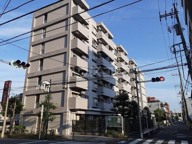 カピトール川崎Ⅰ外観写真