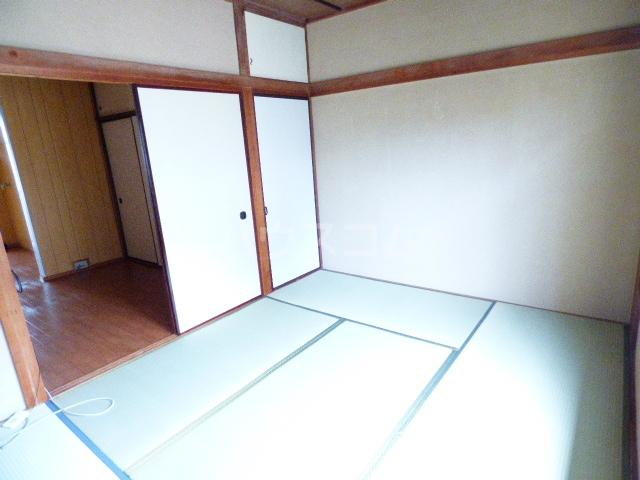 緑荘 201号室の収納