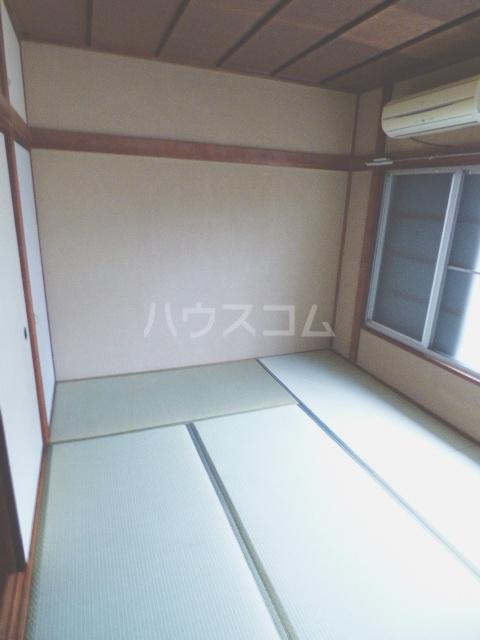 緑荘 201号室の設備
