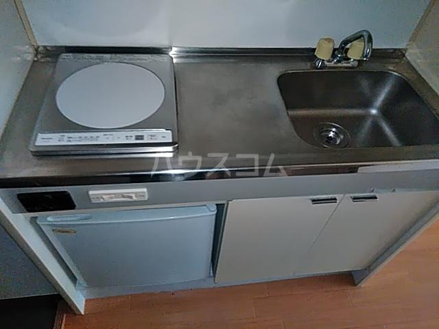 レジデンスGOOD 103号室のキッチン