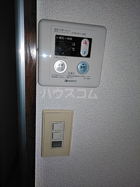 レジデンスGOOD 105号室の設備