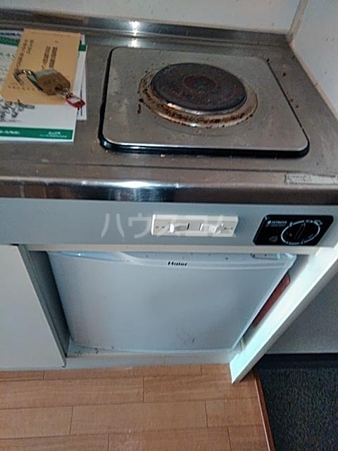 レジデンスGOOD 110号室のキッチン