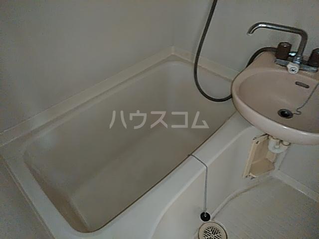 レジデンスGOOD 110号室の風呂
